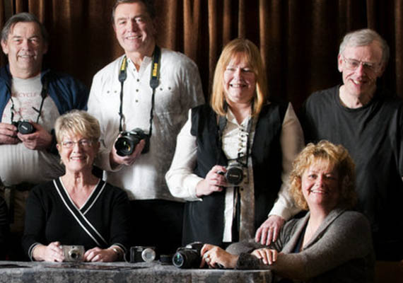 Aperture Camera Club was formed in 2003 by a small group of enthusiastic photographers, their experience ranging from absolute beginners right up to professional level. The aim was to share knowledge and ideas in a friendly social atmosphere.